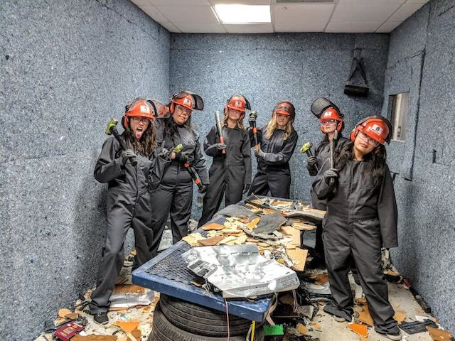 What is a Rage Room and Is Destruction Therapy for You?