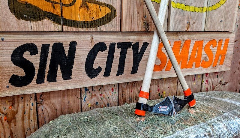 Why is Axe Throwing Popular?