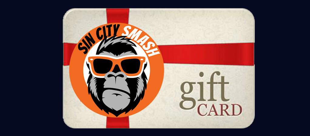 sin city smash gift card